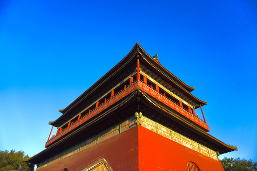 北京、钟鼓楼~2020年秋 1...