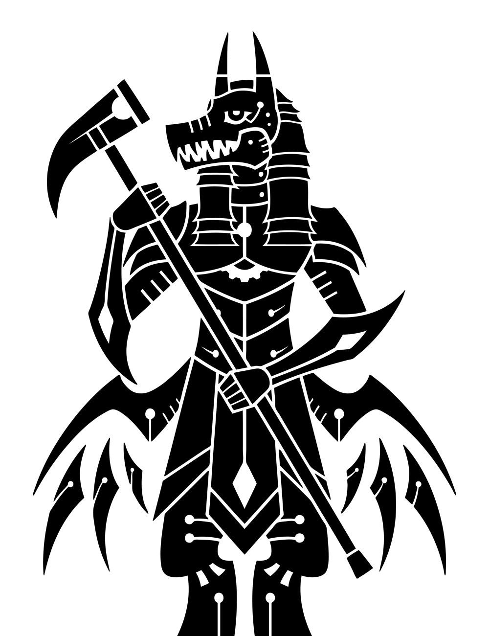 狼形Mekhanite