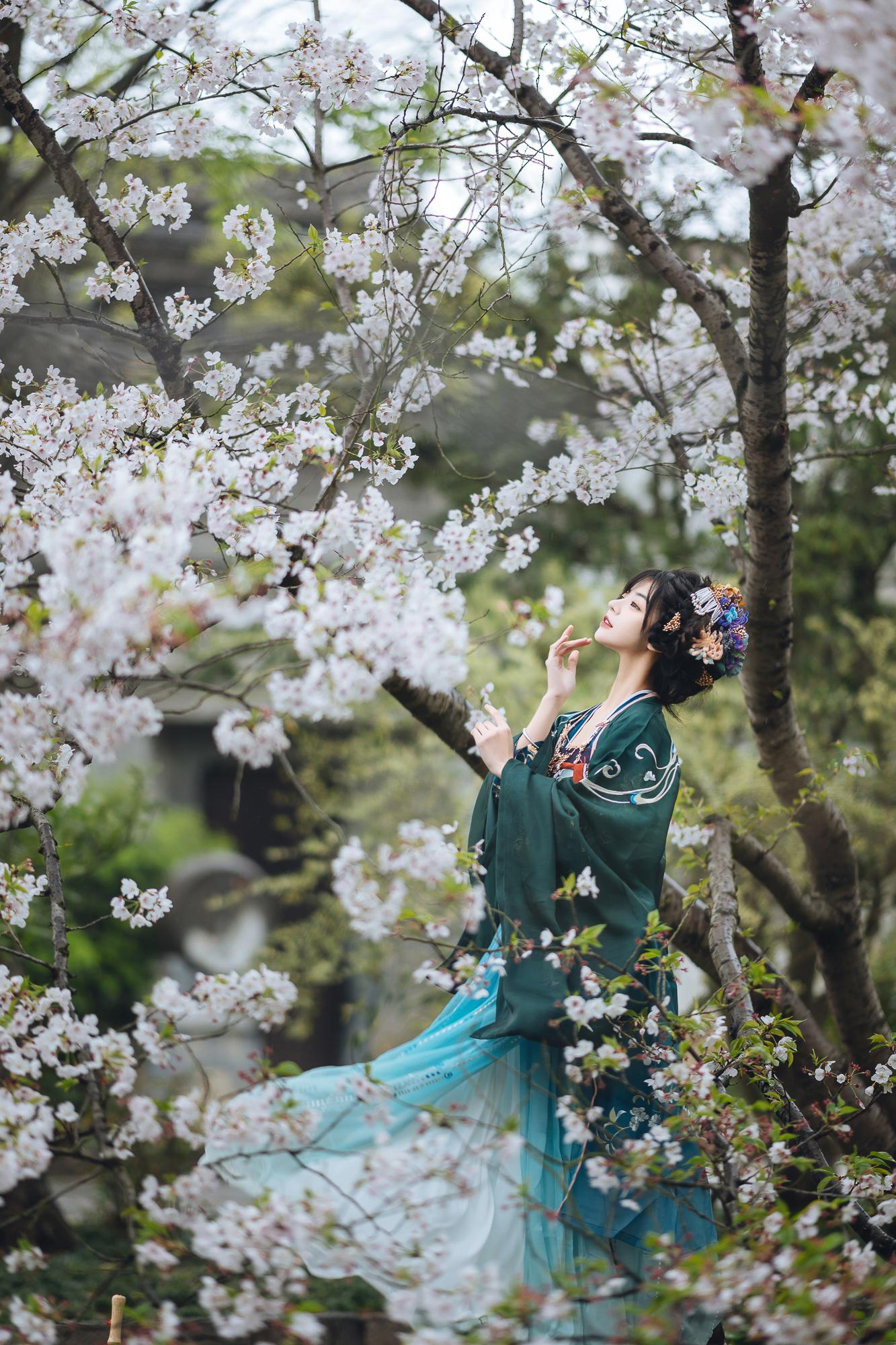 春花集 III 拍着拍着下起了雨插图(1)
