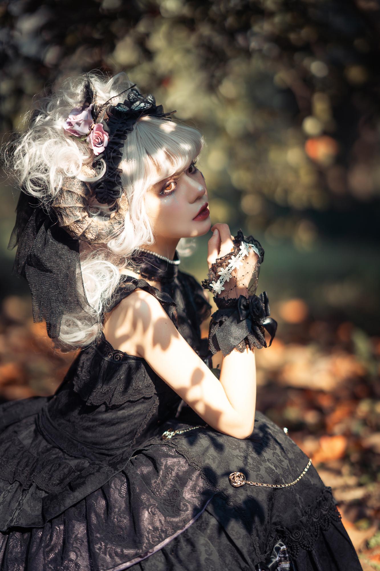 是洛丽塔公主吗?気取らない優美さ