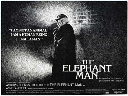 象人 | 林奇的主流电影与人文...