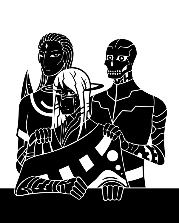 Hedwig, Bumaro & Trunnion